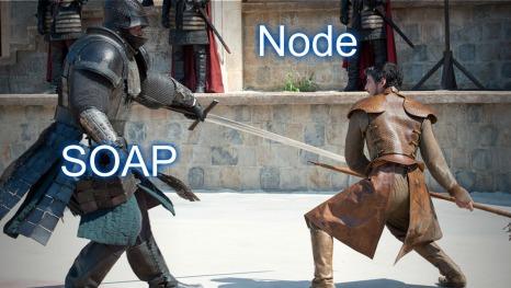 node-soap